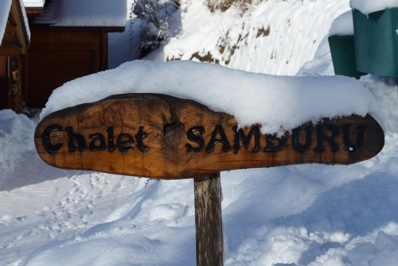 Location de vacances - Chalet à Verchaix - Named after game reserve in Kenya