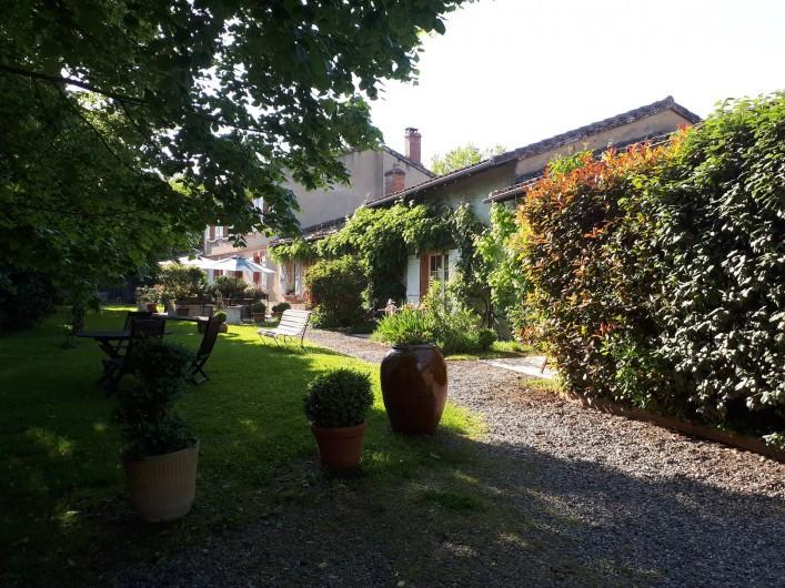 Location de vacances - Chambre d'hôtes à Saint-Thomas - Les Douves
