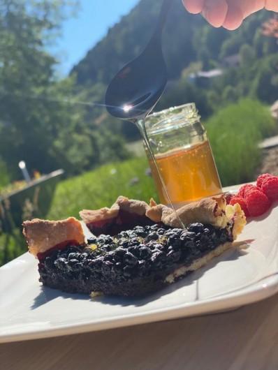 Location de vacances - Chalet à La Bresse - Gourmandises locales