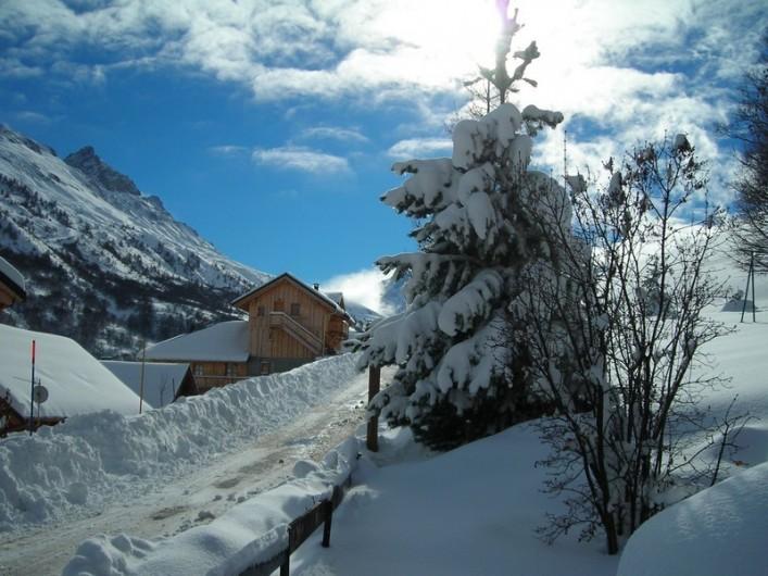 Location de vacances - Chalet à Valloire - Chalet 7 places