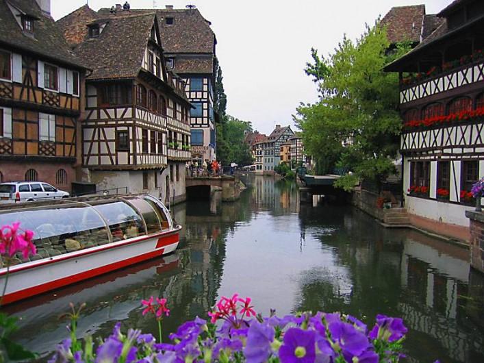 Location de vacances - Gîte à Kintzheim - Strasbourg