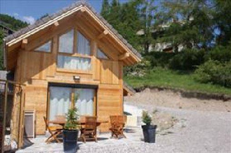 Location de vacances - Chalet à Saint-Michel-de-Chaillol