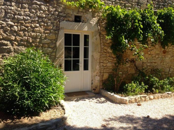 Location de vacances - Gîte à Sainte-Anastasie - Entrée Domitia