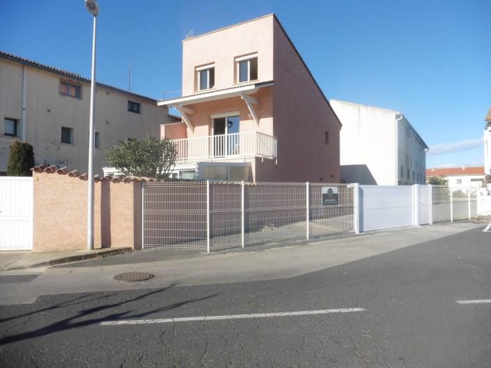 Location de vacances - Appartement à Le Grau d'Agde - parking privé