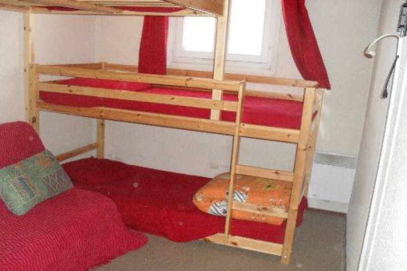 Location de vacances - Appartement à La Foux d'Allos