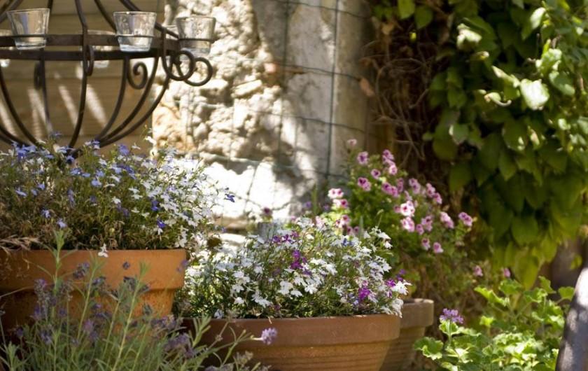 Location de vacances - Gîte à Lirac - Le puits