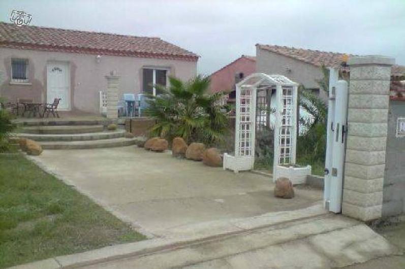 Location de vacances - Maison - Villa à Salles-d'Aude