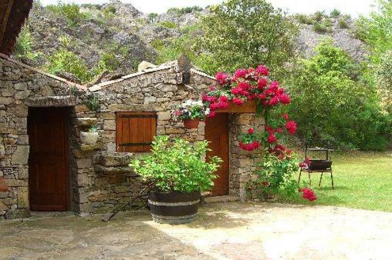Location de vacances - Mas à Mourèze - Chambre supplémentaire - pas de photo de l'intérieur