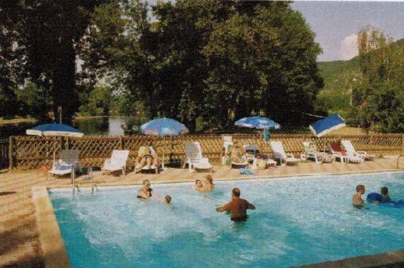 Location de vacances - Chalet à Le Roc