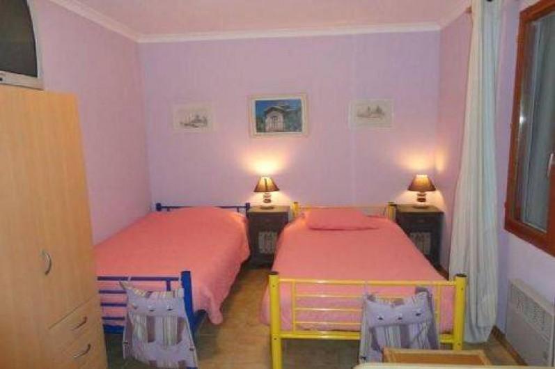 Location de vacances - Villa à Saint-Siffret