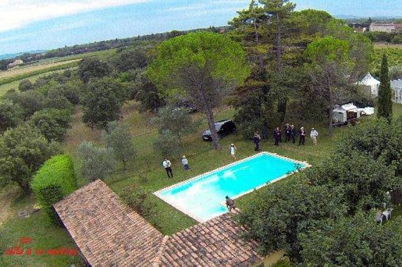 Location de vacances - Villa à La Baume-de-Transit
