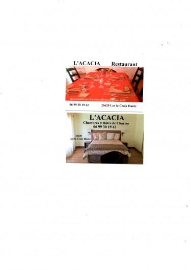 Location de vacances - Chambre d'hôtes à Lus-la-Croix-Haute - Restaurant/Chambres d Hôtes