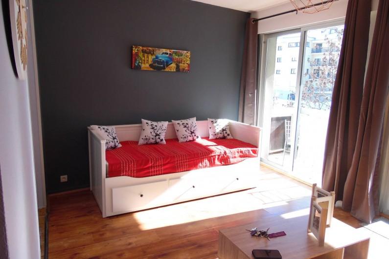 Location de vacances - Appartement à Briançon - Appartement Sud  4 personnes  Classé 2 Étoiles