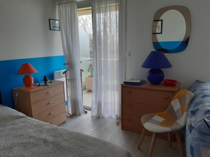 Location de vacances - Studio à Dinard - zone couchage