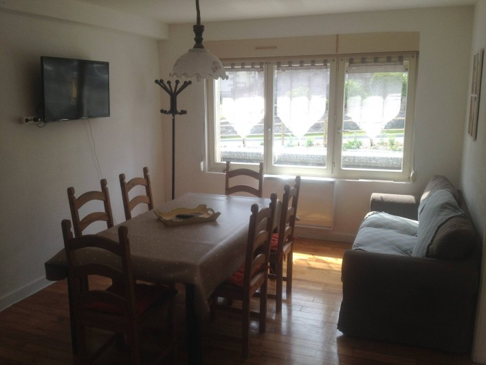 Location de vacances - Appartement à Cornimont