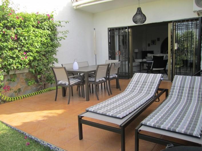 Location de vacances - Villa à Estepona