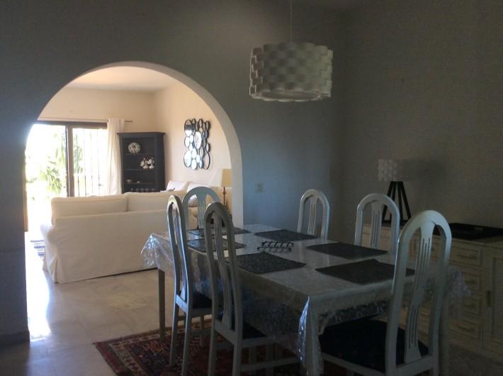 Location de vacances - Villa à Estepona - SALLE A MANGER,