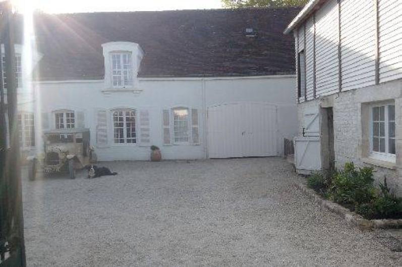 Location de vacances - Gîte à Longchamp-sur-Aujon