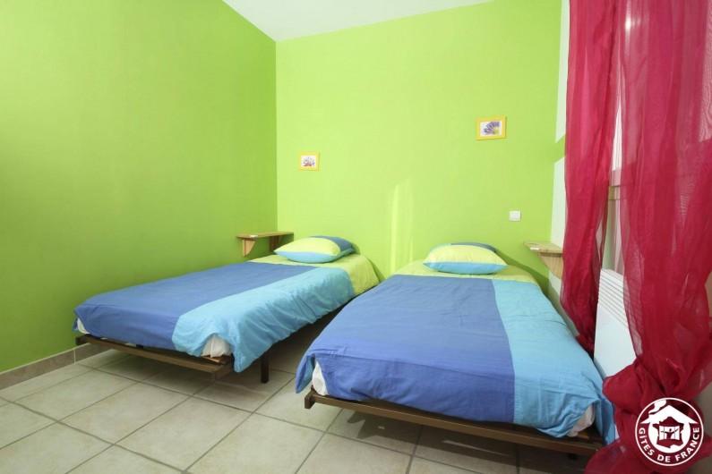 Location de vacances - Villa à Mirabel-aux-Baronnies - chambre 3