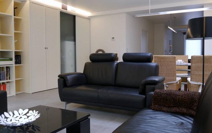Location de vacances - Maison - Villa à Oudenaarde - living room