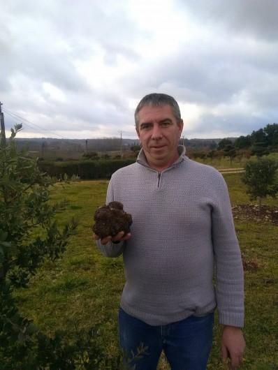 Location de vacances - Gîte à Sorges et Ligueux en Périgord - nos truffes
