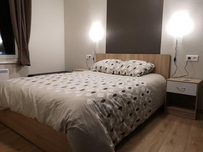 Location de vacances - Appartement à Colmar - Chambre