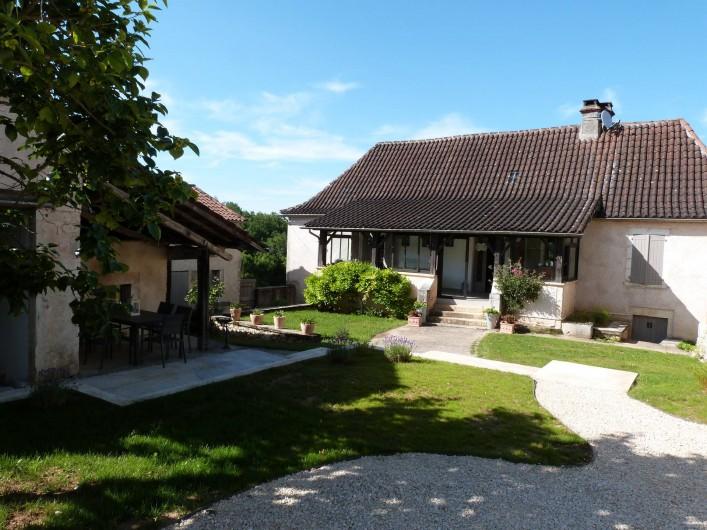 Location de vacances - Maison - Villa à Esclauzels - Maison des Propriétaires