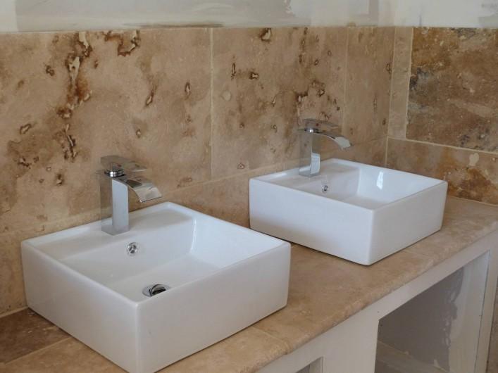 Location de vacances - Maison - Villa à Esclauzels - 2 Vasques S de B