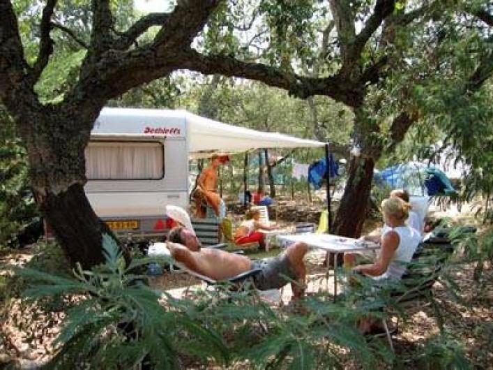 Location de vacances - Camping à Laroque-des-Albères