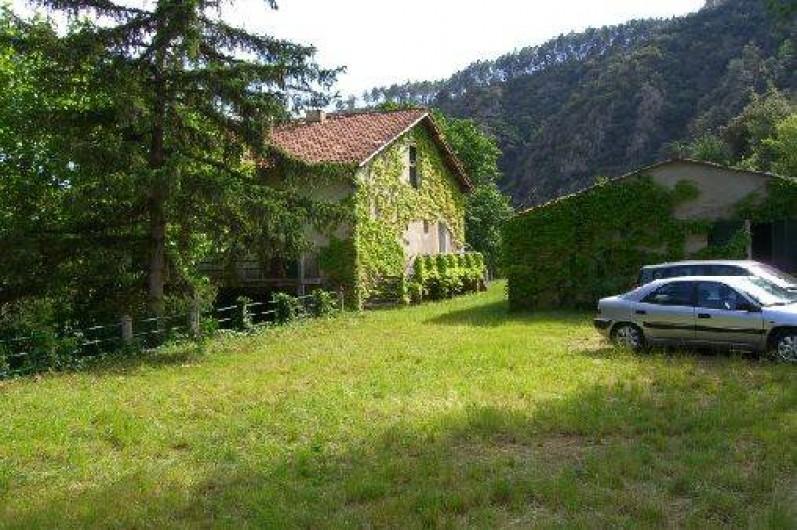 Location de vacances - Maison - Villa à Ribes