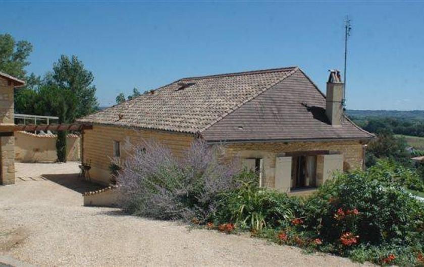Location de vacances - Gîte à Prigonrieux - Gîte du domaine de Coutancie