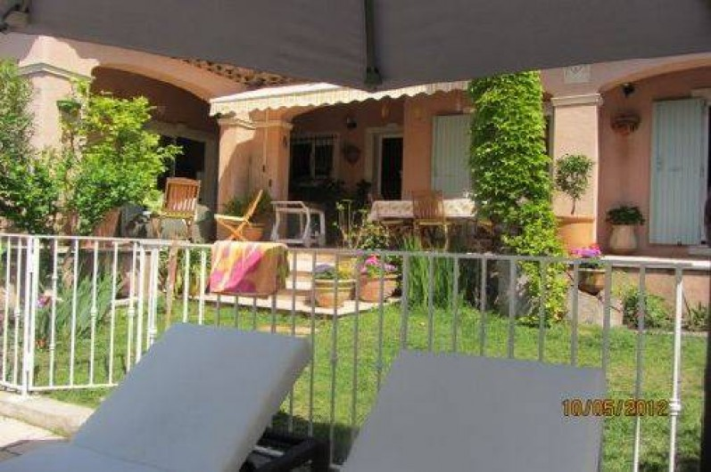 Location de vacances - Villa à Coudoux