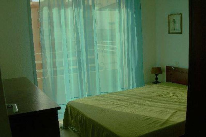 Location de vacances - Appartement à Canet-en-Roussillon - Chambre