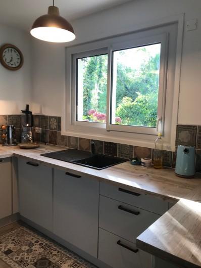 Location de vacances - Maison - Villa à Le Croisic - cuisine