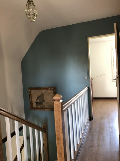 Location de vacances - Maison - Villa à Le Croisic - hall escalier