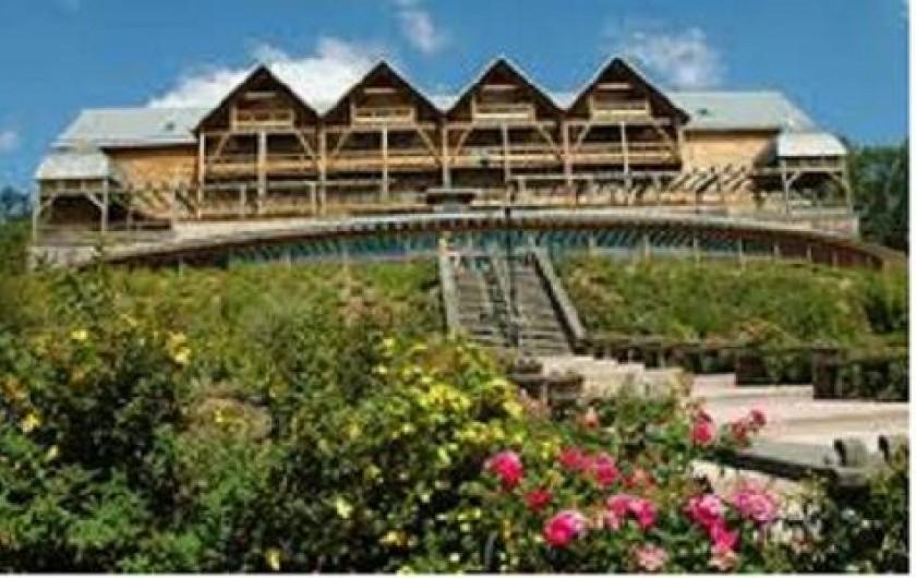 Location de vacances - Appartement à Cransac - Station Thermale de Cransac