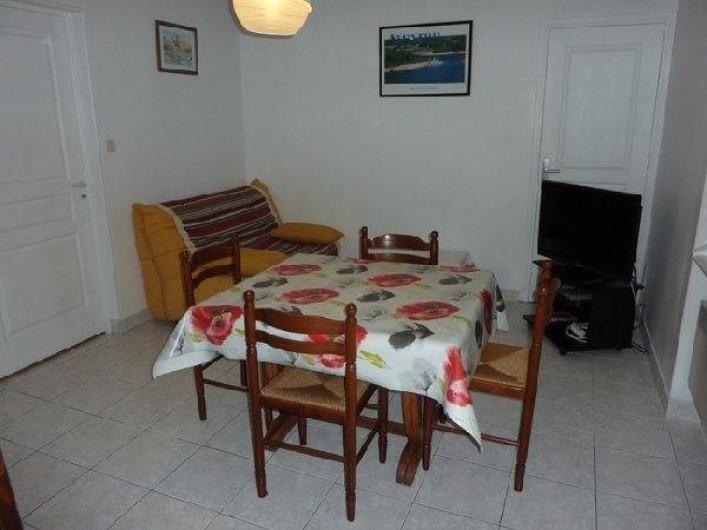 Location de vacances - Appartement à Cransac - Salon / salle à manger