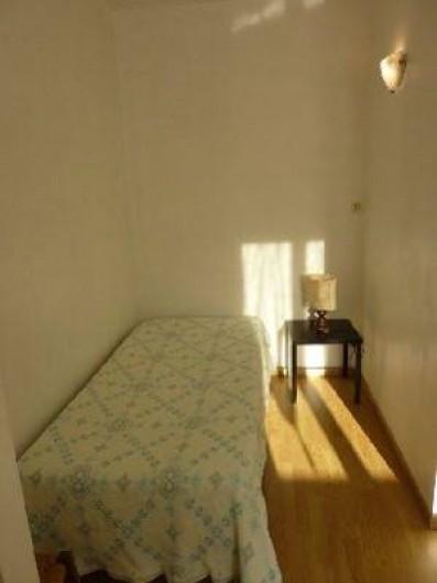 Location de vacances - Appartement à Cransac - Lit 90