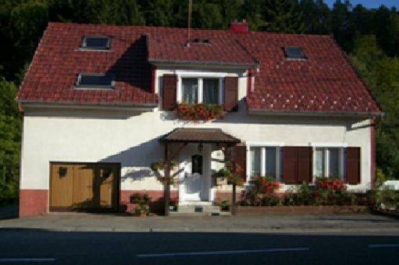 Location de vacances - Gîte à Rimbach-prés-Masevaux