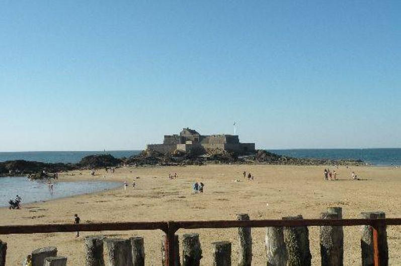 Location de vacances - Maison - Villa à Plouër-sur-Rance - fort national de St Malo