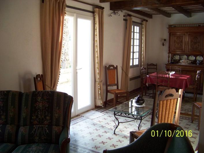 Location de vacances - Mas à L'Isle-sur-la-Sorgue