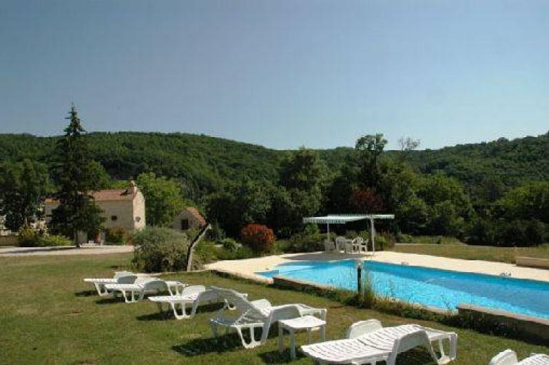 Location de vacances - Gîte à Dégagnac