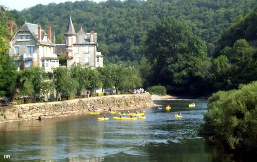 Location de vacances - Gîte à Lassouts - canoe kayak