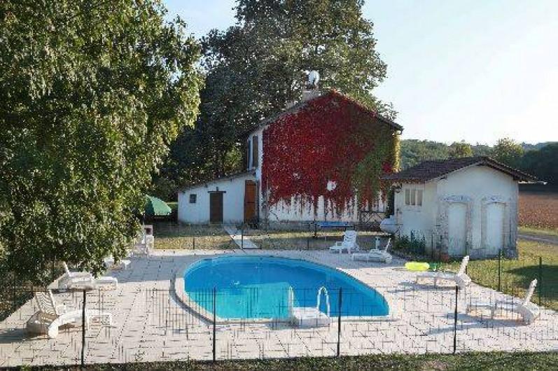 Location de vacances - Gîte à Saint-Amand-de-Coly