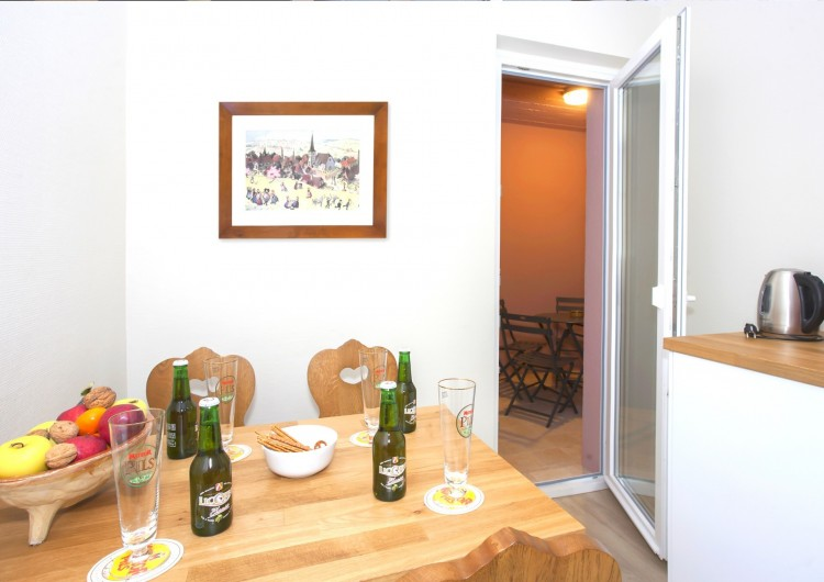 Location de vacances - Appartement à Saverne