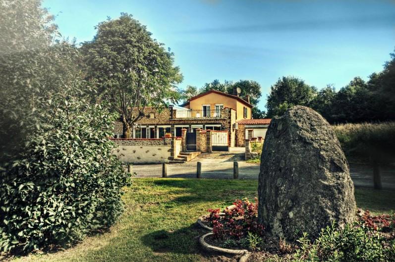 Location de vacances - Gîte à Mazamet - la Villa Robinson
