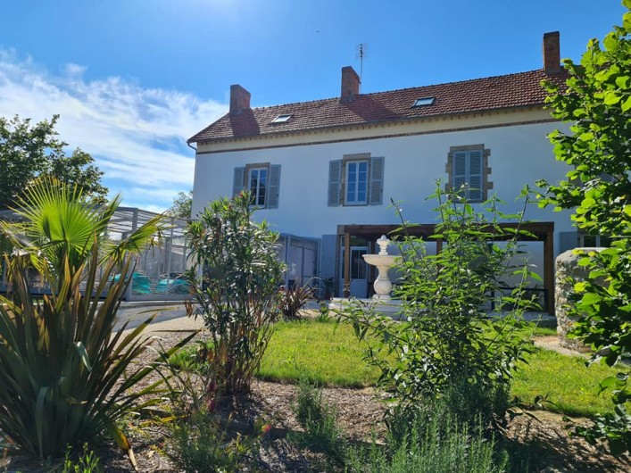 Location de vacances - Gîte à Bournezeau