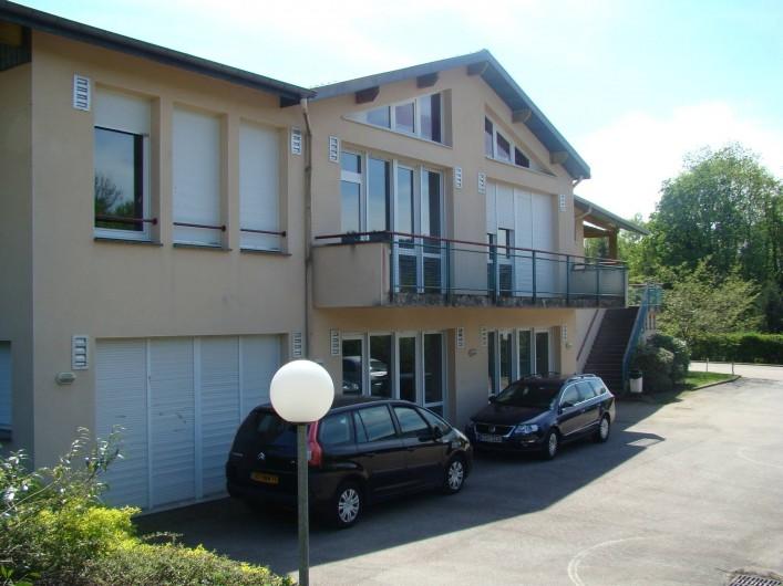 Location de vacances - Chalet à Senones - Menestrel pour fête  séjours scolaires, salle de 300 m² + 3 de 50 m²