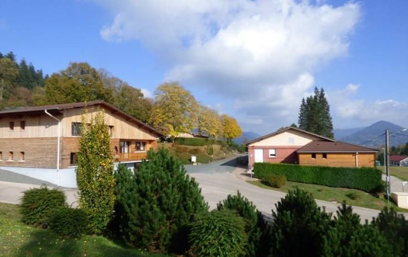 Location de vacances - Chalet à Senones - Clos Malpré, une résidence en pleine nature