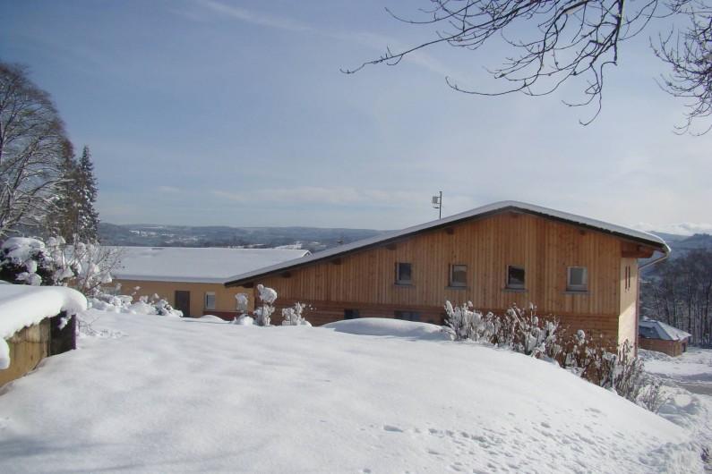 Location de vacances - Chalet à Senones - Chalet Sapin